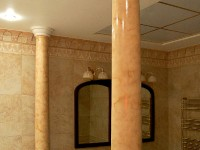 Венецианскская штукатурка под мрамор