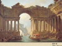 Фреска с венецианскими мотивами