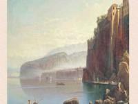Фреска с видом на воду