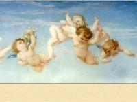 Фреска с ангелочками