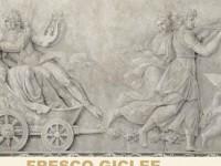 Фреска с древним мотивом
