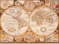 Фреска с древней картой