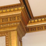 Багет для потолка